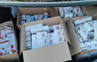 Лекарства и маски на 16 миллионов тенге изъяли в Нур-Султане