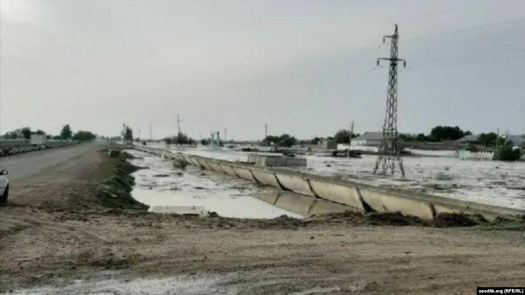Генпрокуратура Узбекистана назвала причины прорыва дамбы Сардобинского водохранилища. Арестованы 9 человек