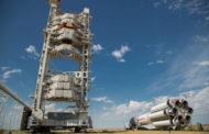 Ракету «Протон-М» доставили на Байконур. На космодроме готовятся к запуску