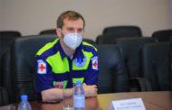 Главный анестезиолог-реаниматолог больницы Зеленограда полетел бороться с коронавирусом в Казахстан