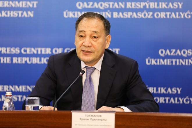 Вице-премьер Казахстана вылечился от коронавируса