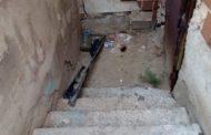 Жительница дома по ул. Кобланды батыра, 62а возмущена тем, что под ее окнами устроен туалет