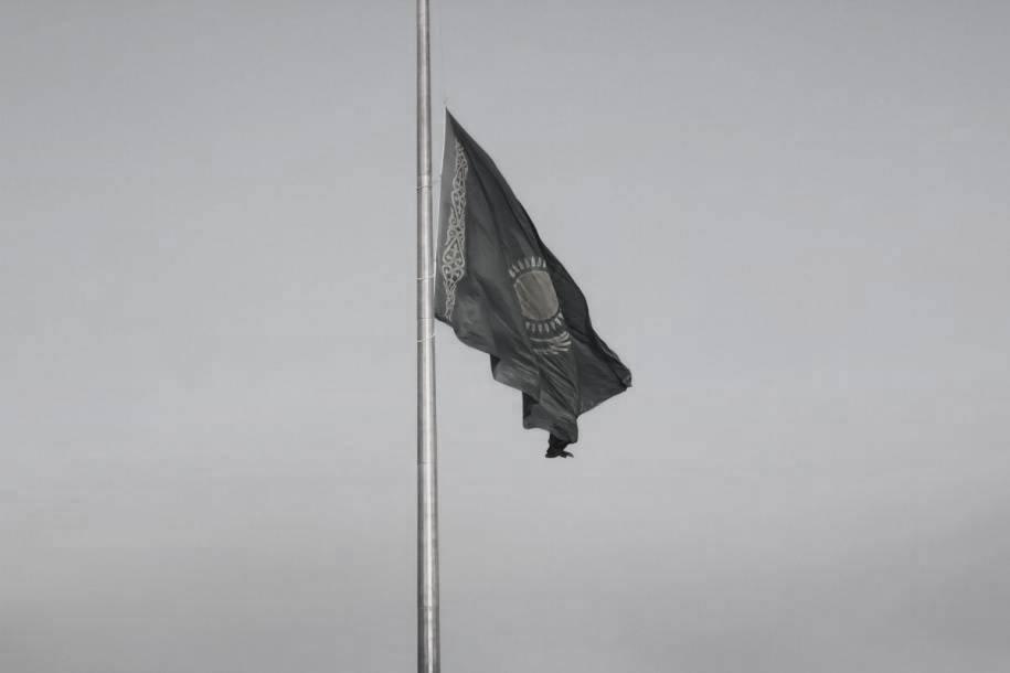 Памяти жертв коронавируса в Казахстане — траурная церемония