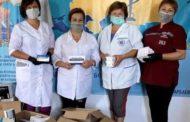 Депутат Мажилиса проверила, как лечат от коронавируса в Костанайской области