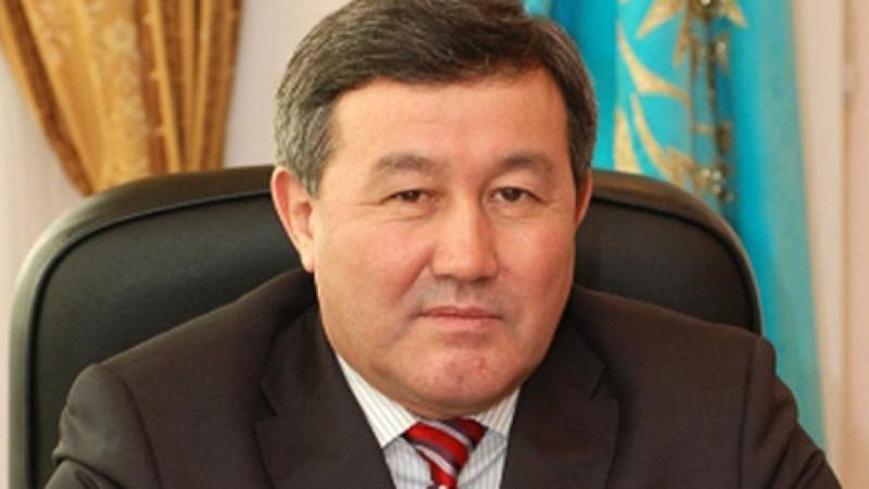 Приговор бывшему прокурору Костанайской области Амирхану Аманбаеву отменили