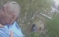 Полицейским удалось предотвратить несчастный случай с жителем Аркалыка, который мог сорваться с балкона 5 этажа