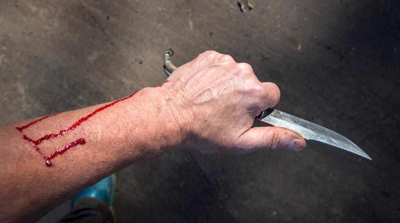 «Я только защищался», — подсудимый по делу о нанесении 40 ножевых ранений дал показания в суде