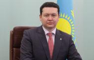 Вице-министра здравоохранения Олжаса Абишева задержали
