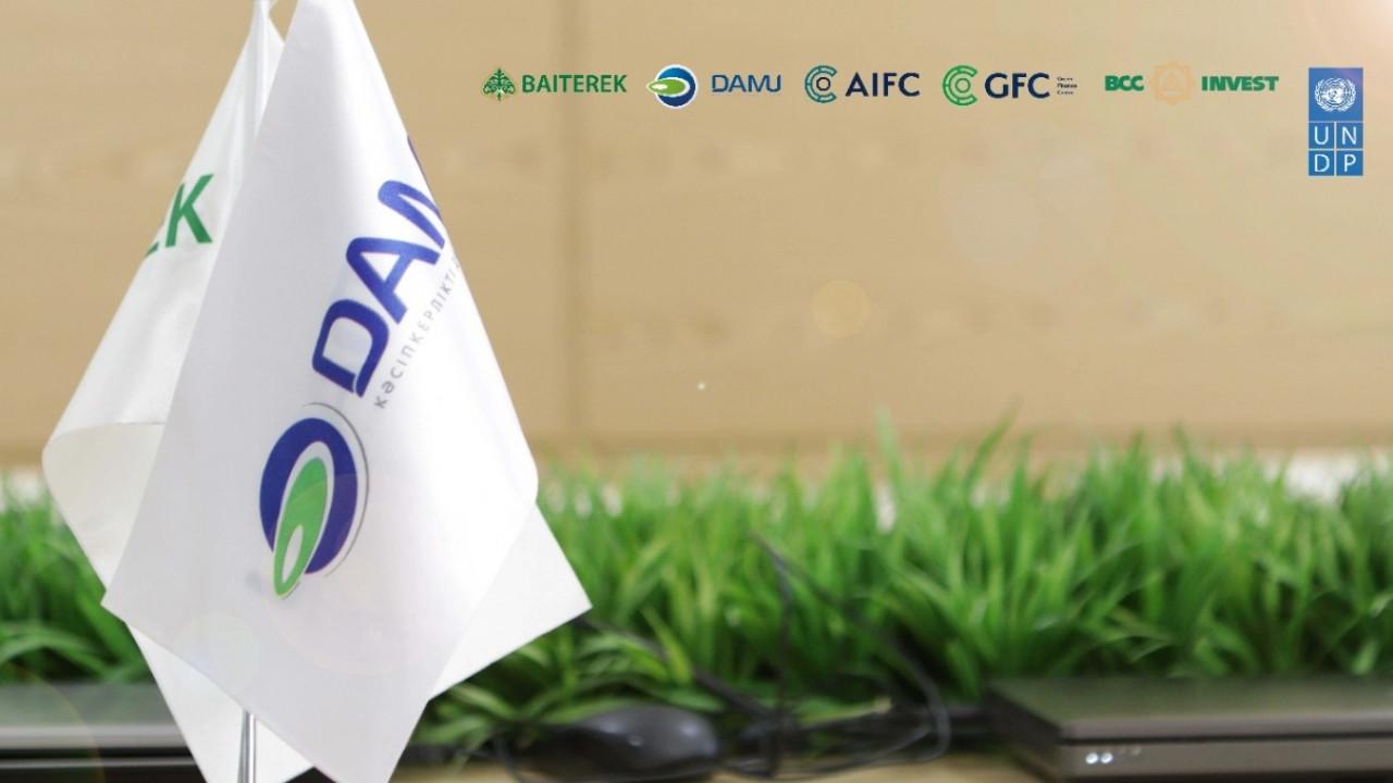 Первые «зеленые» облигации в Казахстане разместил Фонд «Даму» при поддержке ПРООН