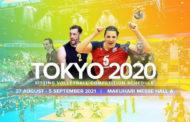 Утверждено расписание по волейболу сидя на Паралимпийских играх в Токио