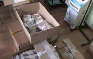 Маски, антисептики и лекарства на 819 млн тенге изъяли с черного рынка