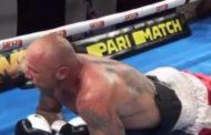 Казахстанский боец-супертяжеловес Жан Кособуцкий одержал победу над польским соперником
