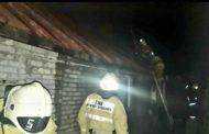 Мужчина погиб в пожаре в Костанае