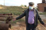 Куда пропало 11 километров чугунной трубы в поселке Тобол Костанайской области и почему ответственных лиц не особо заботит судьба вверенного имущества?