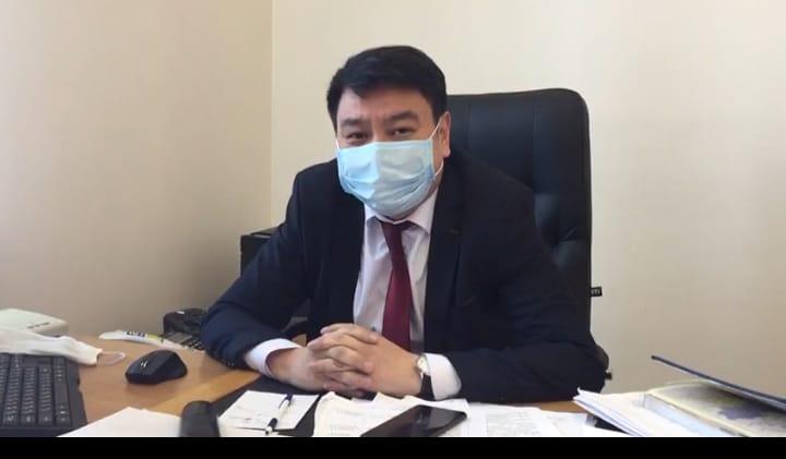 Прокуратура и заместитель акима Костаная Рустем Каркенов встретились в суде