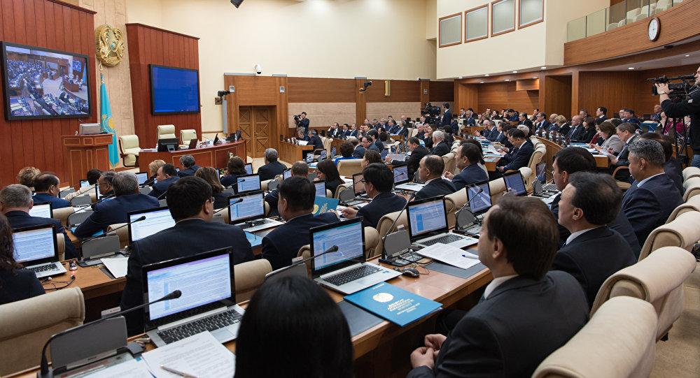 Сергея Карплюка выбрали депутаты облмаслихата представителем Костанайской области в сенате