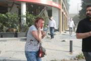 Консул Казахстана в Ливане пострадал при мощном взрыве в Бейруте