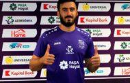 Сумгайыт подписал бывшего защитника сборной Казахстана