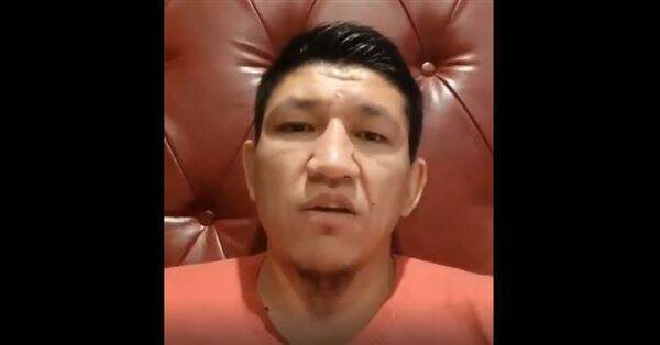 Казахстанского бойца Куата «Наймана» задержали за призывы к насилию