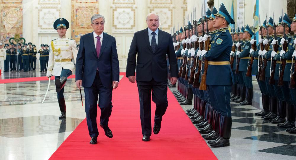 Будущее Казахстана в белорусском зеркале