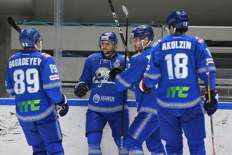 КХЛ: «Барыс» уступил ЦСКА и проиграл второй матч подряд