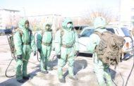 Главный санврач Актюбинской области призналась, что дезинфекция общественных мест была бесполезной