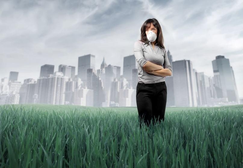 В Минэкологии назвали города с высоким уровнем загрязнения воздуха