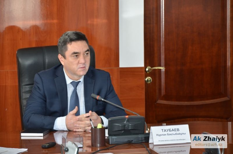 Задержаны первый замакима Атырауской области и глава управления строительства
