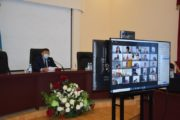 Депутаты молодежного маслихата обсудили Послание с участием акима города
