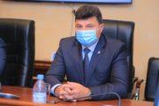 Архимед Мухамбетов представил нового заместителя