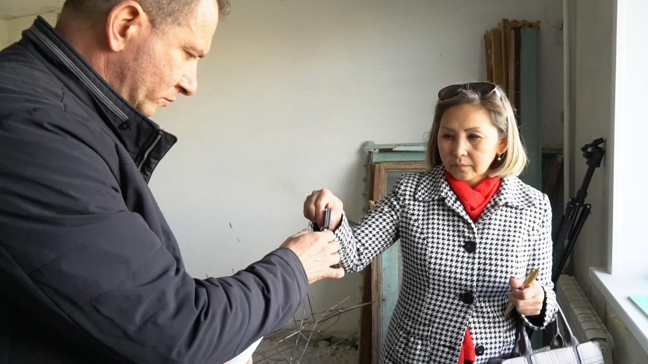 Дело инвалида Карпухина: представитель ответчиков передал ключи от квартиры