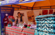Изделия мастерицы из Костаная полюбились во всем мире