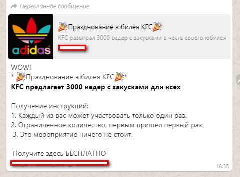 Интернет-мошенники обманывают казахстанцев от имени Magnum и KFC