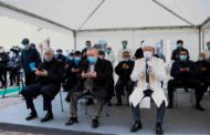 Общественным фондом Болата Назарбаева открыта новая мечеть «Тәубе» в Талдыкоргане