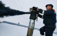 В частном секторе Костаная началась очистка дымоходов от сажи