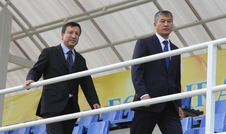 Архимед Мухамбетов вошел в топ-10 самых влиятельных людей казахстанского футбола