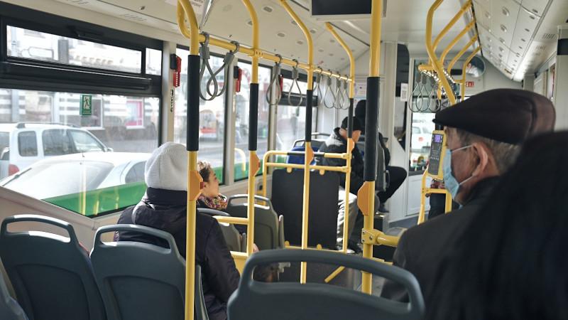 Проезд в автобусах Нур-Султана будет бесплатным 10 января