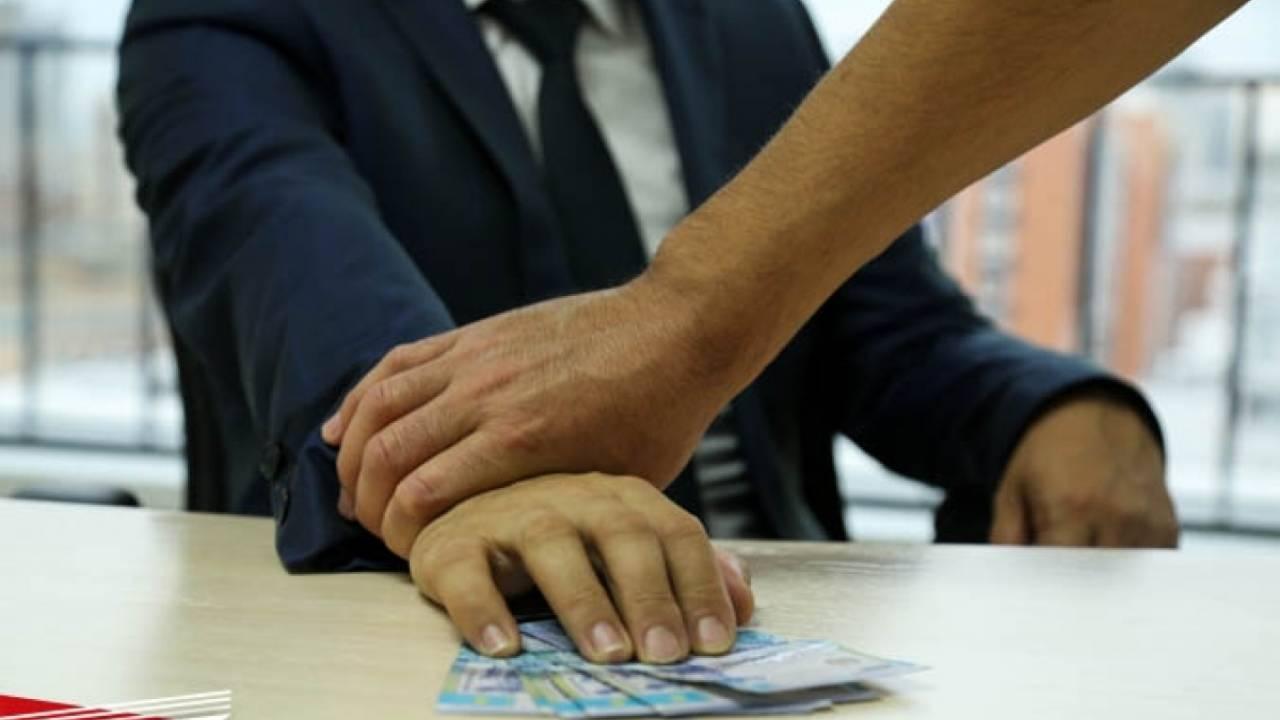В Казахстане за два года выявлено 480 случаев дачи взятки