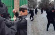 66-летний мужчина брызнул перцовым баллончиком в полицейского в Алматы