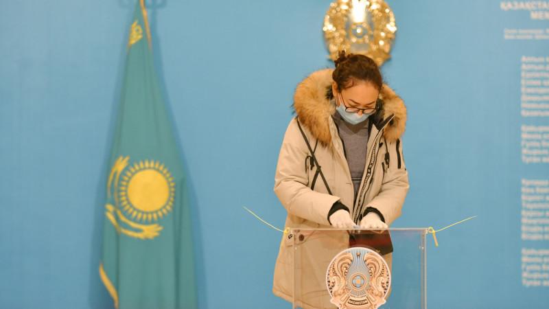 Объявлены окончательные итоги выборов в Казахстане