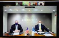 Американская компания планирует открыть в Казахстане завод передовых систем орошения