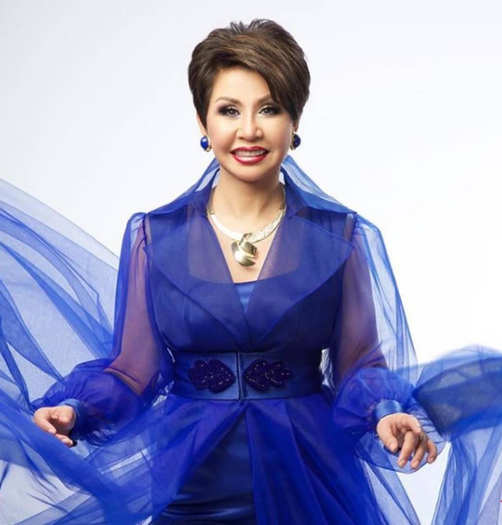 Роза Рымбаева раскрыла размер своей пенсии и рассказала о нажитом имуществе