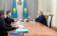 На вас возложена большая ответственность — Назарбаев обратился к известному режиссеру