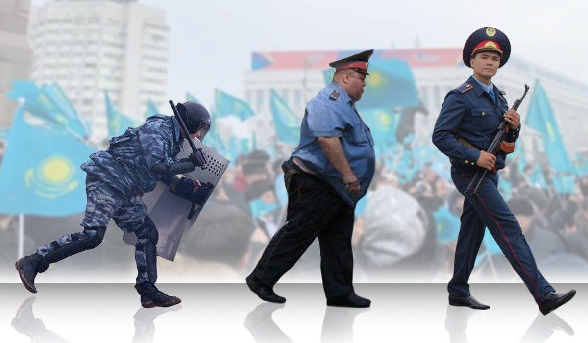 По-другому с полицией нельзя. Как вернуть уважение казахстанцев к МВД