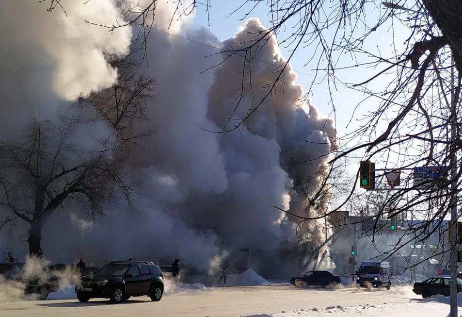 Прокуратура возбудила уголовное дело по факту взрыва газа в жилом доме в Петропавловске