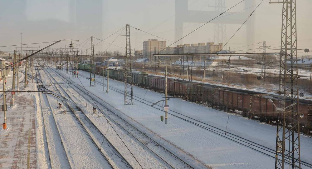 Казахстан вводит временный запрет на прием груза для отправки в Китай