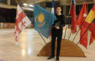 На чемпионате мира по фигурному катанию Казахстан представит только один спортсмен