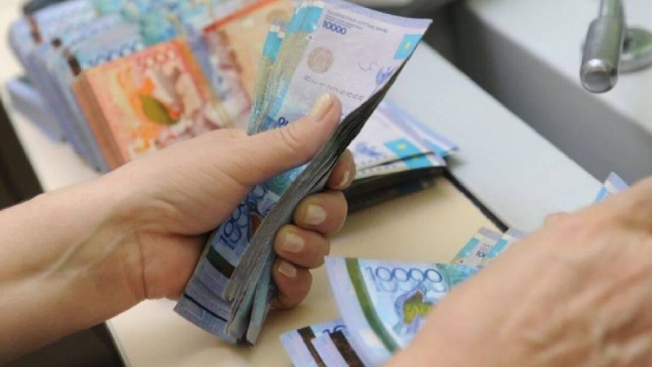 Средняя зарплата в Казахстане выросла до 223 213 тенге