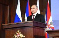 Госдума приняла закон, разрешающий Путину снова баллотироваться на пост президента