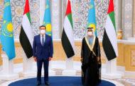 Визит А.Мамина в ОАЭ: подписаны инвестиционные соглашения на $2,2 млрд